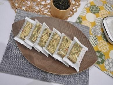 包種茶雪花餅