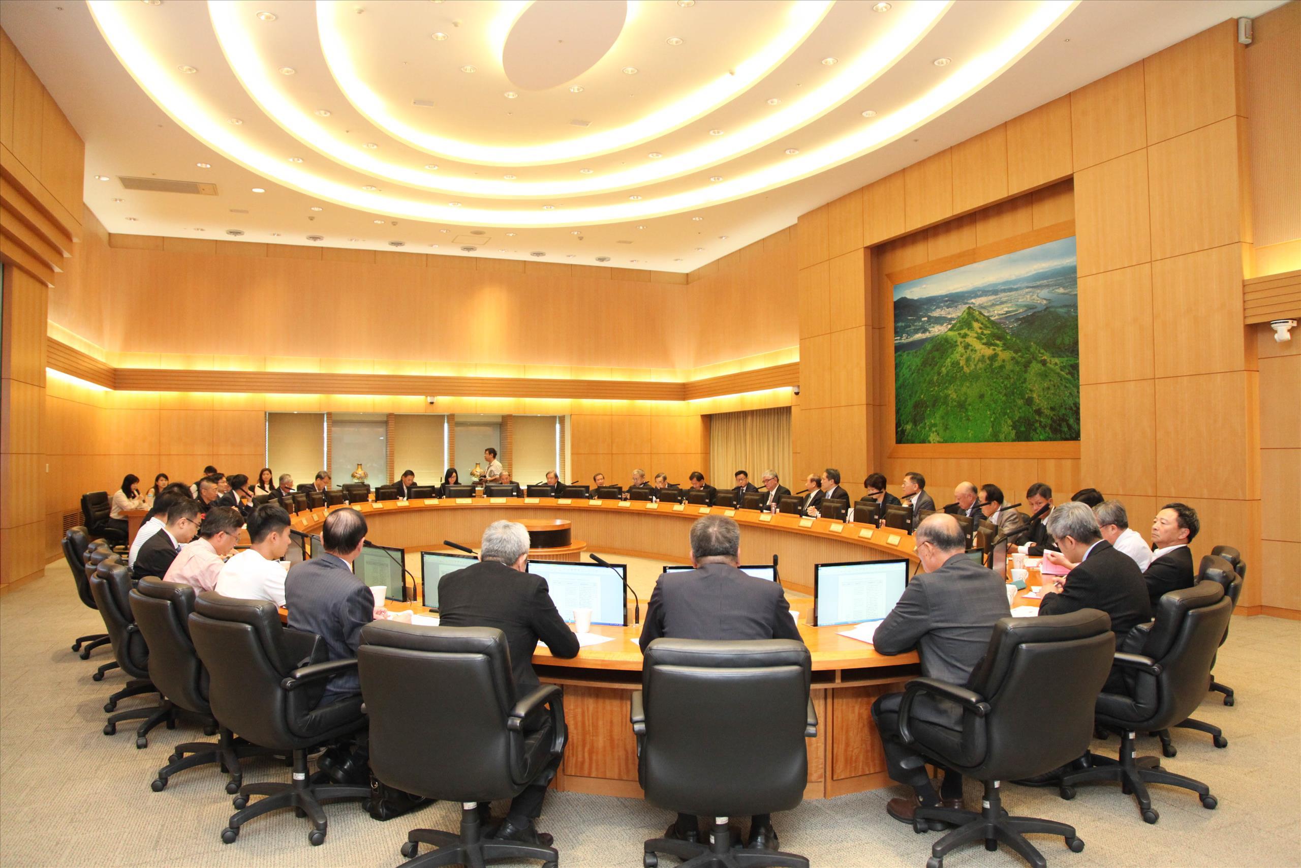 市府召開「產業發展諮詢委員會」第2次會議 進行本年度產業推動成果與未來規劃報告
