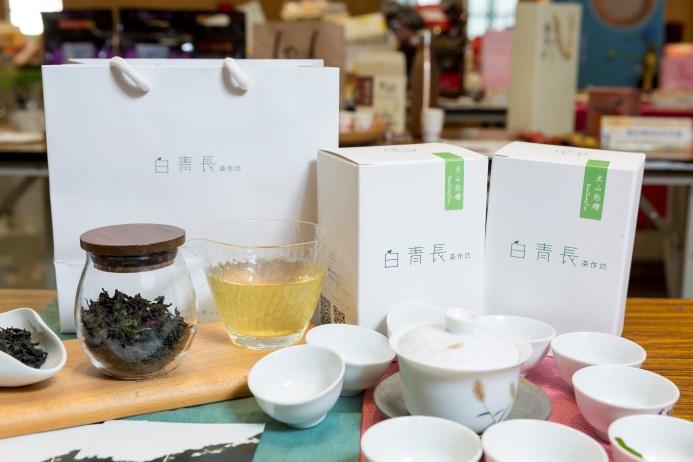 太極茶包-文山包種茶