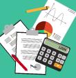 預算及決算 圖片