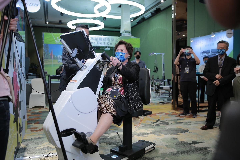 2021新北國際視訊採購商洽會  2日創逾19億遠距商機 成功拓展疫後國際市場